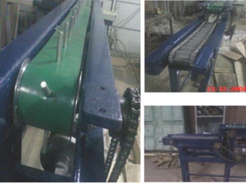 Nut Inspection Conveyor