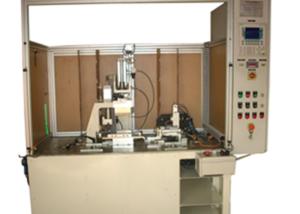 SUNVISOR ASSEMBLY MACHINE